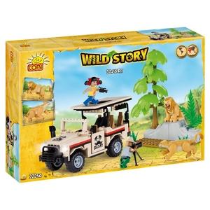 Wild Story Safari - Cobi