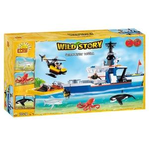 Wild Story Statek Badawczy - Cobi