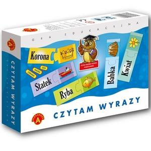 Gra Czytam Wyrazy - Alexander