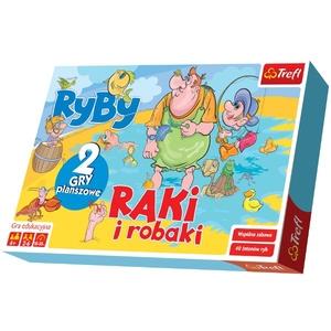 Gra Ryby, Raki I Robaki - Trefl