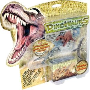 Dinozaur 3-Pak Na Blistrze - Tm Toys