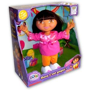 Lalka Dora - Fisher Price