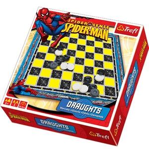 Gra Warcaby Spider-Man - Trefl