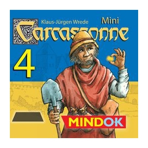 Gra Carcassonne Mini 4 Kopalnie - Bard