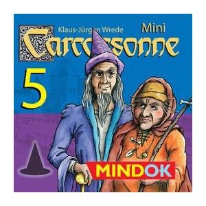Gra Carcasonne Mini 5 Mag I Wiedźma - Bard