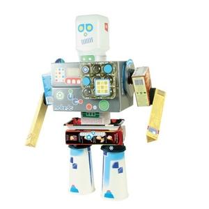 Zestaw Robot - Makedo