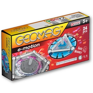 Geomag E-Motion Power Spin 24 Elementy - Geomag