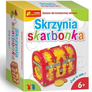 Skarbonka Kuferek Skarbów - Ranok