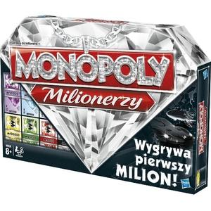 Gra Monopoly Milionerzy - Hasbro