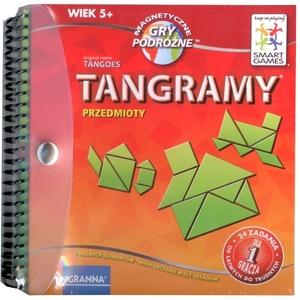 Gra Tangram Przedmioty - Granna SMART