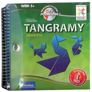 Gra Tangram Zwierzęta - Granna SMART