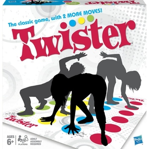 Gra Twister Refresh - Hasbro