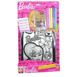 Torebka Barbie Do Malowania - Starpak