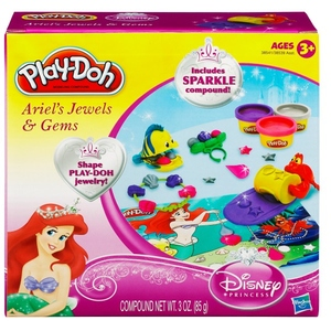 PlayDoh Księżniczka Disneya - Hasbro