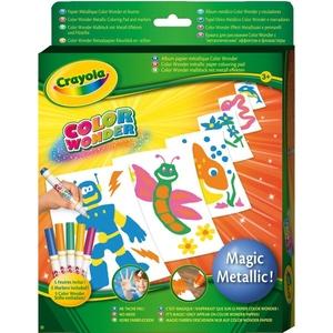 Magiczne Metaliczne Kolorowanie - Crayola