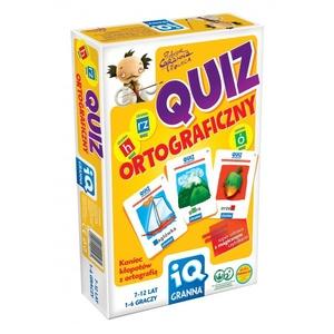 Gra Quiz Ortograficzny - Granna IQ