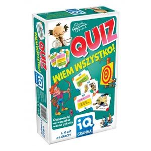 Gra Quiz Wiem Wszystko - Granna IQ