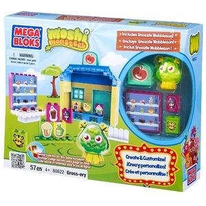 Mikro Moshi Monster Sklep Spożywczy - Mega Bloks