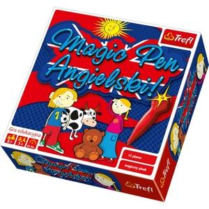 Gra Magic Pen Angielski - Trefl