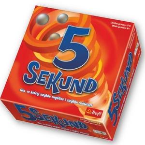 Gra 5 Sekund - Trefl