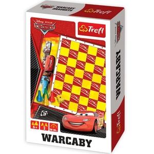 Gra Podróżna Warcaby - Trefl