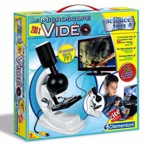 Mikroskop TV - Clementoni
