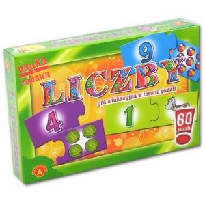 Puzzle Liczby - Alexander