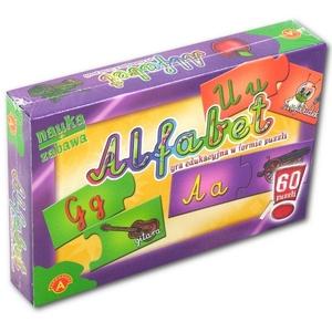 Puzzle Alfabet - Alexander