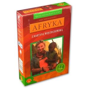 Gra Quiz Geograficzny Afryka - Alexander