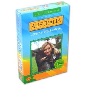 Gra Quiz Geograficzny Australia - Alexander