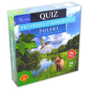 Gra Quiz Przyroda i Geografia Polski - Alexander