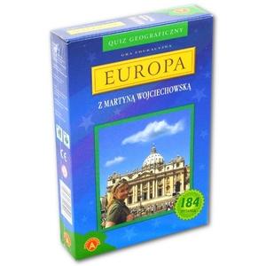 Gra Quiz Geograficzny Europa - Alexander