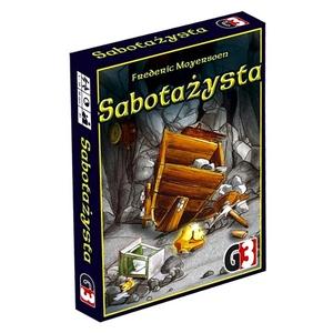 Gra Sabotażysta - G3