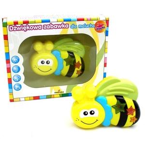 Pszczoła Zabawka Muzyczna - Brimarex