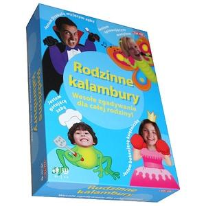 Gra Rodzinne Kalambury - Tactic