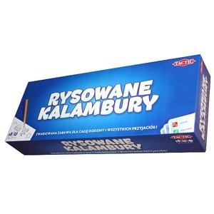Gra Rysowane Kalambury - Tactic
