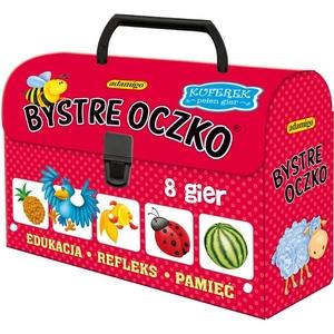 Gra Kuferek Bystre Oczko - Adamigo