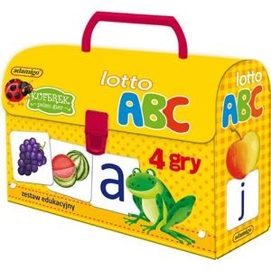Gra Kuferek Lotto ABC - Adamigo