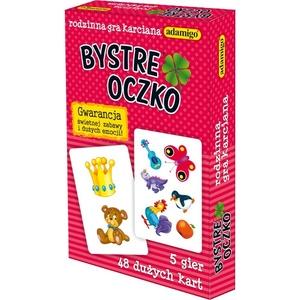 Gra Karty Bystre Oczko - Adamigo