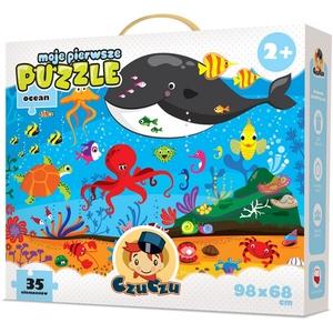 Pierwsze Puzzle. Ocean - CzuCzu