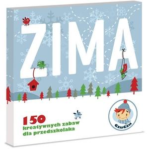 Zima 150 Kreatywnych Zabaw - CzuCzu