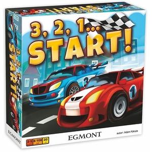 Gra 3, 2, 1: Start! - Egmont