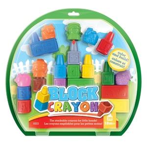 Block Crayon Zestaw Farma 20 Kredek - Wooky