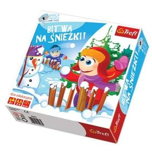 Gra Bitwa Na Śnieżki - Trefl