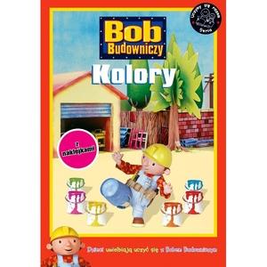 Książka Bob Budowniczy Kolory - Egmont