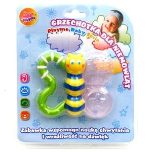 Motylek Grzechotka - Playme