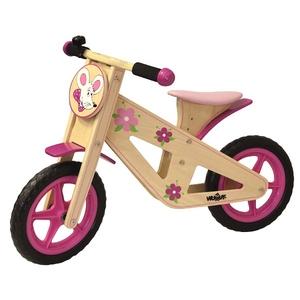 Jeździk Różowy - Woodyland