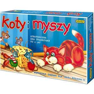 Gra Koty I Myszy - Adamigo