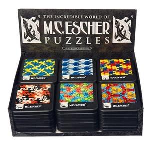 Gra Sliding Puzzle Escher - HCM