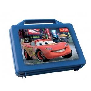 Puzzlo-Klocki Cars - Trefl